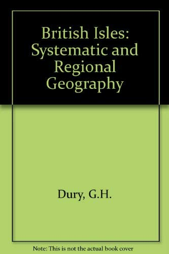 9780435352615: British Isles: Systematic and Regional Geography