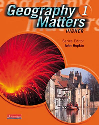 9780435355074: Geography Matters: Higher 1