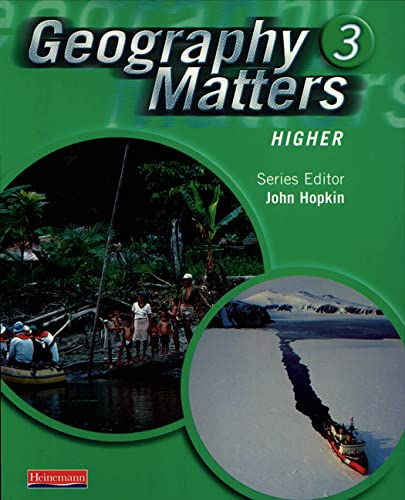 Geography Matters 3 Core Pupil Book: Ms Nicola Arber,