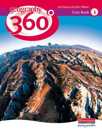9780435356439: Geography 360° Core Pupil Book 1