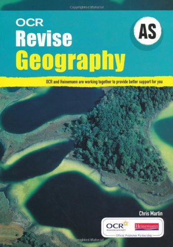 9780435357702: Revise AS Geography OCR