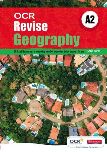 9780435357719: Revise A2 Geography OCR (OCR GCE Geography 2008)