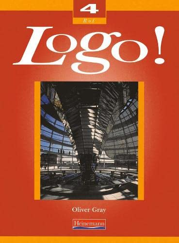 9780435367268: Logo! 4 Higher Student Book (Logo! for Key Stage 4)