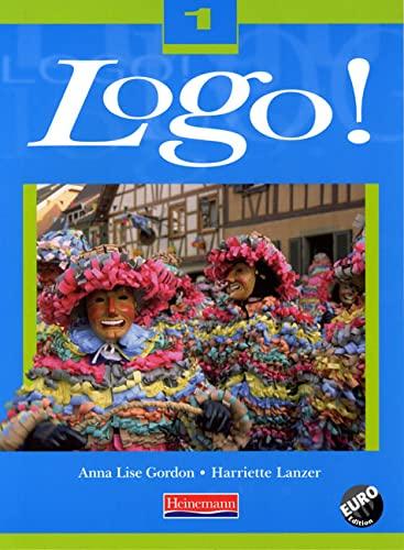9780435368821: Logo! 1 Pupil Book Euro Edition (Logo! for 11-14) (Pt. 1)