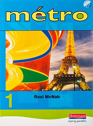 9780435370602: Metro 1: Pupil Book (Metro for 11-14) (French Edition)