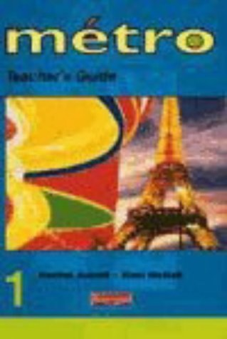 9780435371135: Metro 1 Teachers Guide Revised Edition (Metro for 11-14)