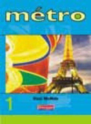 9780435371302: Metro: Pupil Book Level 1