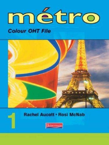 9780435371401: Metro 1: Flashcards