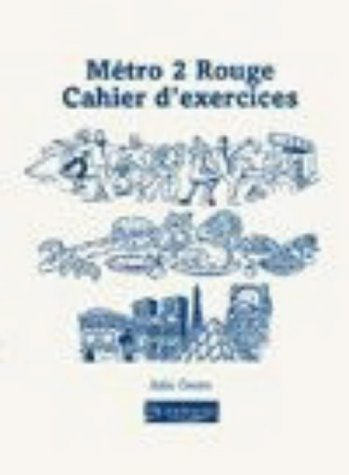 9780435371715: Metro 2: Rouge Cahier d'Exercices