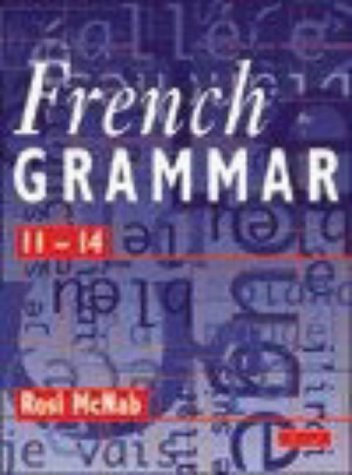 9780435372996: French Grammar 11-14: Evaluation Pack (English and French Edition)