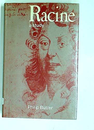 9780435375812: Racine: A Study