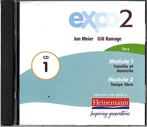 9780435384616: Expo 2 Vert Audio CD A (single)