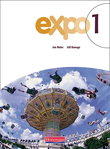 9780435384739: Expo 1 Pupil Book (Expo 11-14)