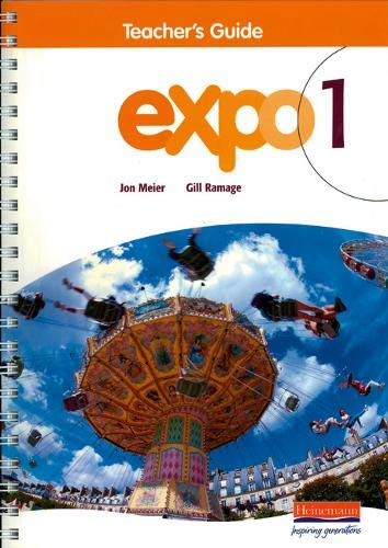 Expo 1 Teachers Guide with CD-ROM (Mixed media product)