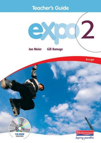9780435385071: Expo 2: Rouge Teacher's Guide
