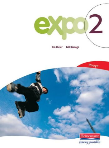 9780435385125: Expo 2 Rouge Pupil Book