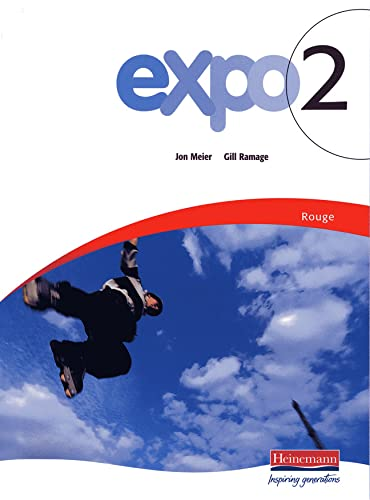 9780435385125: Expo 2: Rouge Pupil Book (Expo 2)