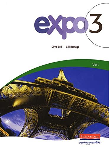 9780435385347: Expo 3: Vert Pupil Book (Expo 3)