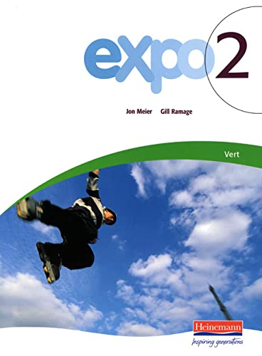 9780435385576: Expo: Vert Pupil Book (Rouge)