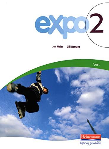 9780435385576: Expo 2: Vert Pupil Book (Expo 2)