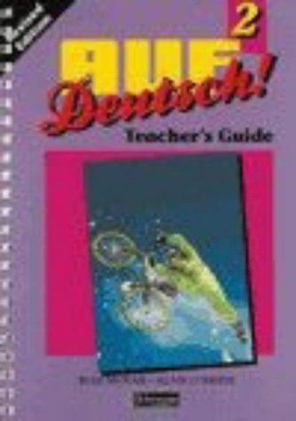 9780435386917: Auf Deutsch!: Teachers' Guide Pt. 2