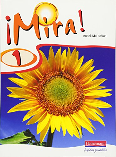 Mira 1 Pupil Book (Paperback): Anneli McLachlan