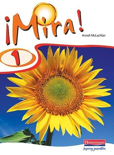 9780435387655: Mira 1 Pupil Book