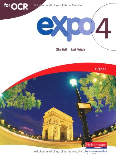 9780435387976: Expo 4 for OCR Higher Student Book