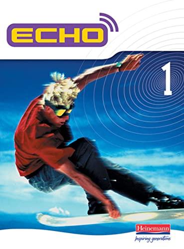 9780435388683: Echo 1 Pupil Book