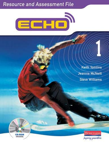 9780435388782: Echo 1 Resource and Assessment File