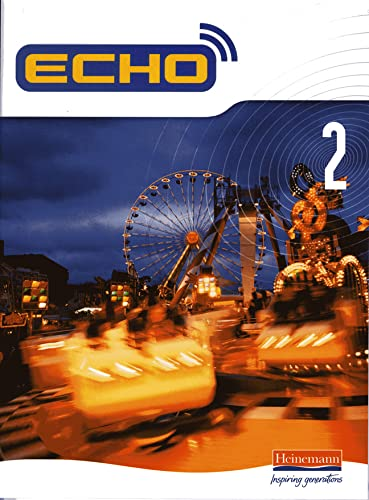 9780435389215: Echo 2 Pupil Book