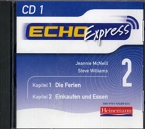 9780435389628: Echo Express 2 (Echo for Key Stage 3 German)