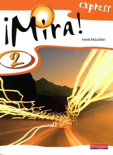 9780435391614: Mira Express 2 Pupil Book (Mira! Express (for Year 8 Starters))