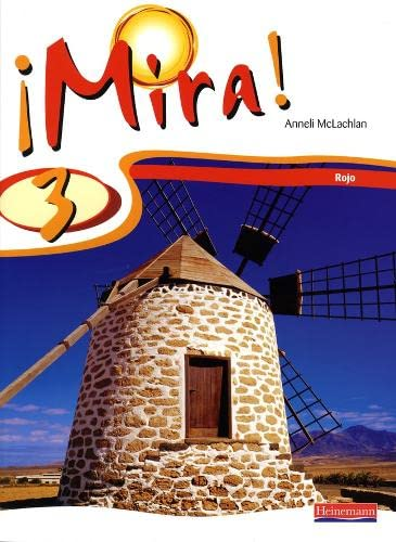 9780435391638: Mira 3 Rojo Pupil Book