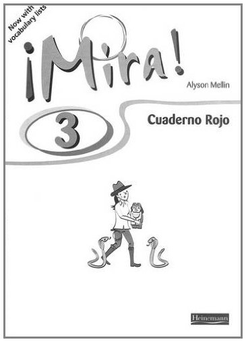 9780435391683: Mira 3 Rojo Workbook (Pack of 8)