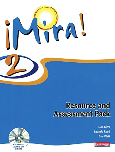 MIra 2 Resource and Assessment Pack (Mixed media product): Luis Silva