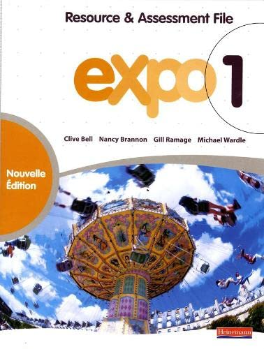 9780435392758: Expo 1 Resource and Assessment File