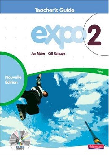 Expo 2 Vert (Mixed media product)