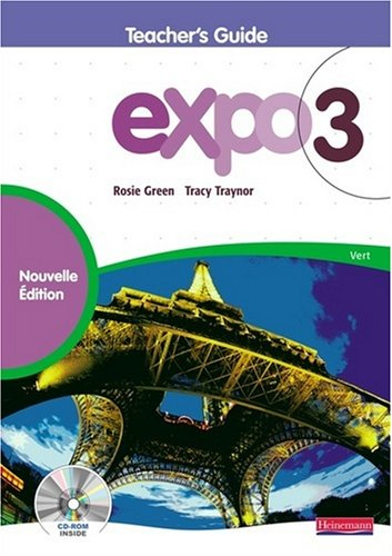 9780435392888: Expo 3 Vert Teacher's Guide New Edition