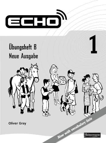9780435394097: Echo: Workbook B (Echo for Key Stage 3 German)