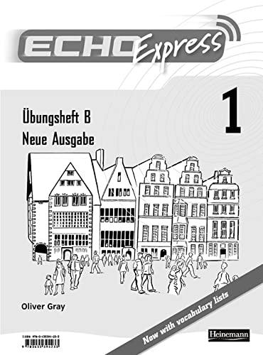 9780435394196: Echo Express 1 Workbook B 8 Pack New Edition