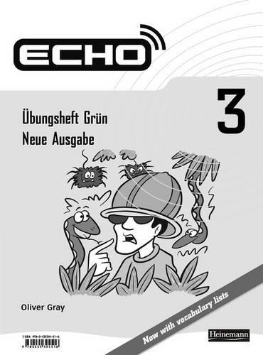 Echo 3 Grun: Workbook (Paperback)