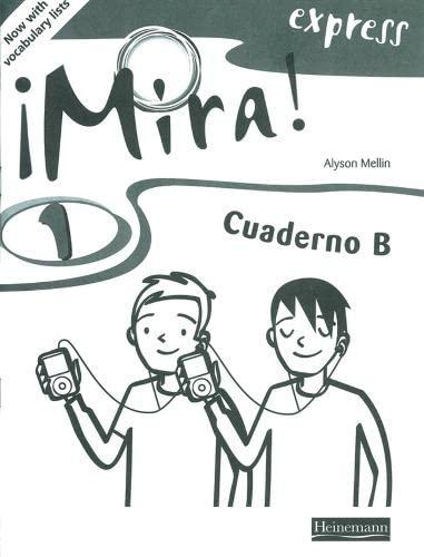 9780435394929: Mira Express 1 Workbook B (Mira! Express (for Year 8 Starters))