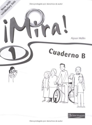 9780435394967: Mira 1 Workbook B (Single) (Mira! (For Year 7 Starters))