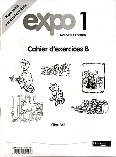 Expo 1 Workbook B (Pack of 8