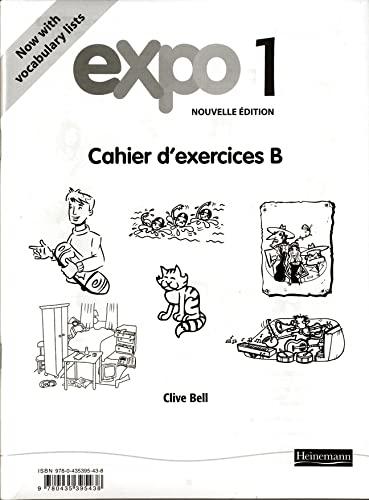 9780435395414: Expo 1 Workbook B Pack of 8