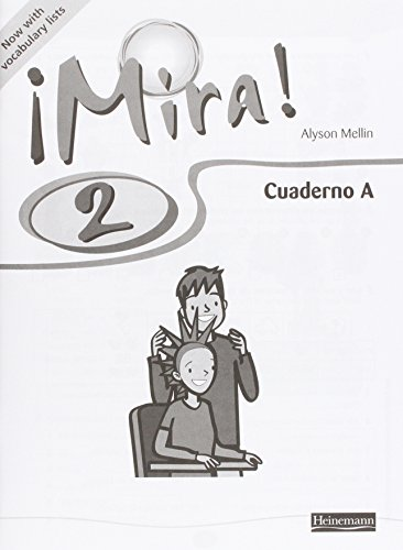 Mira 2 Workbook A Revised Edition (Pack of 8): Mellin, Alyson