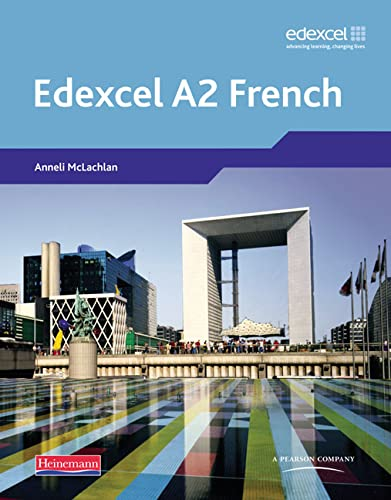 9780435396206: Edexcel A Level French (A2) Student Book and CDROM