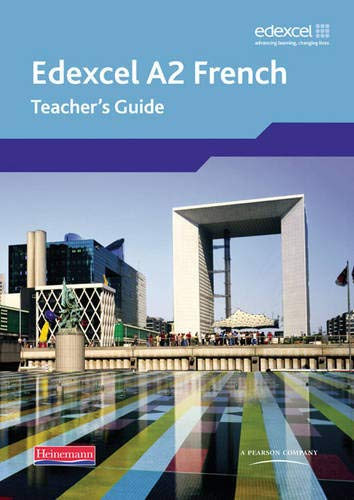 9780435396251: Edexcel A Level French (A2) Teacher's Guide and CD-ROM