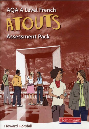 9780435396336: Atouts: AQA A Level French Assessment Pack